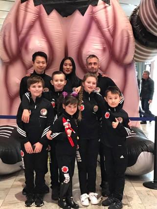 Team China Spirit UK