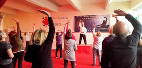 Gold Power Qi Gong Workshop