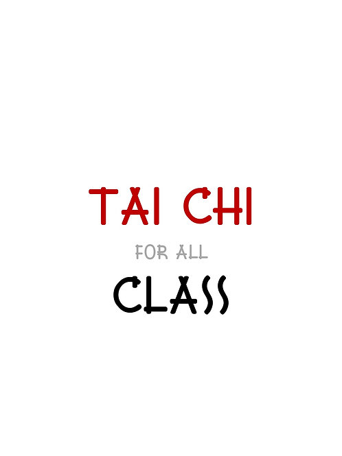 Tai Chi for All Levels