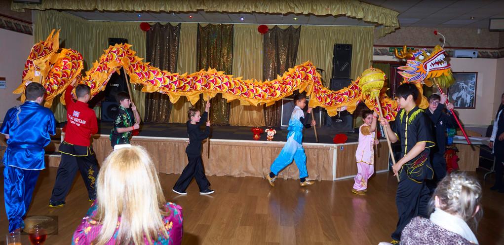 Dragon Dancers