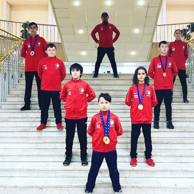 The British Team