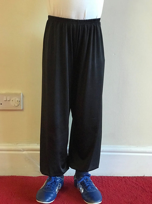 Silk Training Trousers