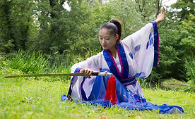 Huicong Liu, instructor @ChinaSpiritUK