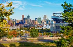 Denver Cityscape Colorado