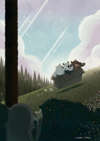 We Bare Bears - FanArt