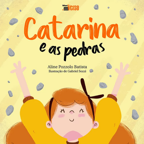 Catarina e as pedras