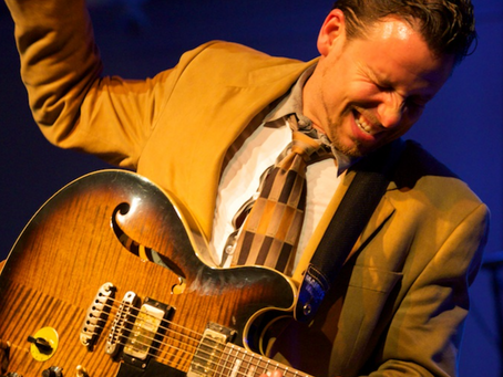 National Recording Artist JJ Sansavorino Brings Cocktails & Jazz to Sound Bites Grill July 10