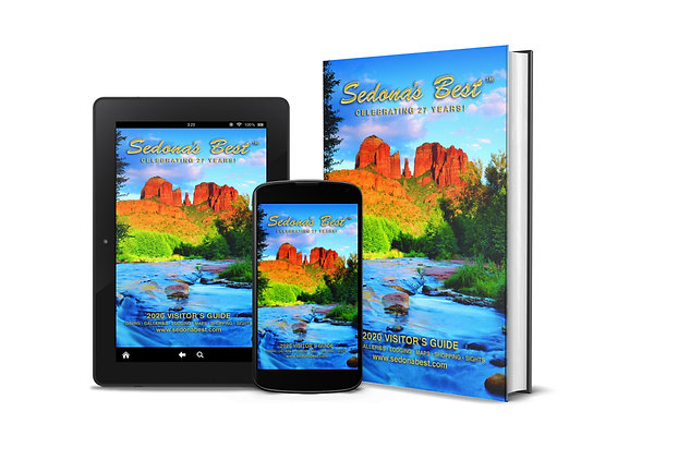 Sedona's Best Visitors Guide 2020