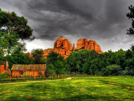When is the best time to visit Sedona, AZ?