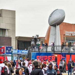 Super Bowl Live LIII