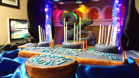 Las Vegas Show In The Sky Cake Aaron Coulson ACEntertainment