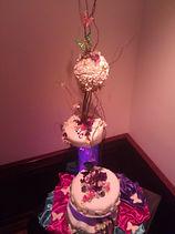 Nature Wedding Cake Aaron Coulson ACEntertainmen