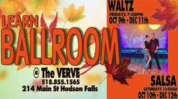 BALLROOM FALL INVITE