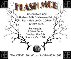 FLash Mob Invite