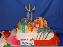 Birthday Packages Cake Aaron Coulson ACEntertainment