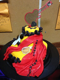 Tribute to Royalty Cake Aaron Coulson ACEntertanment