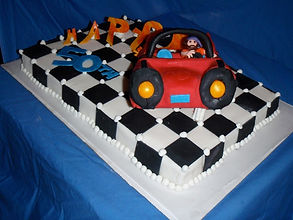 50th Birthday Cake Aaron Coulson ACEntertainment