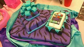 Iphone Birthday Cake Aaron Coulson ACEntertainment