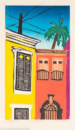 Old San Juan, 2000