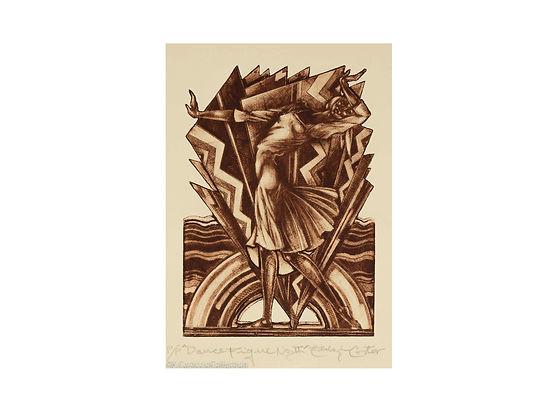 Cortor, Eldzier_Dance Figure No. II_2014