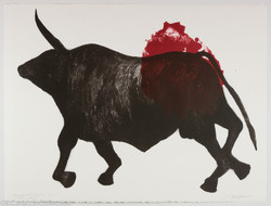 Sacrificial Bull 2, 2016