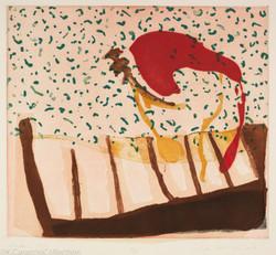 Mandarin Rain, 1980