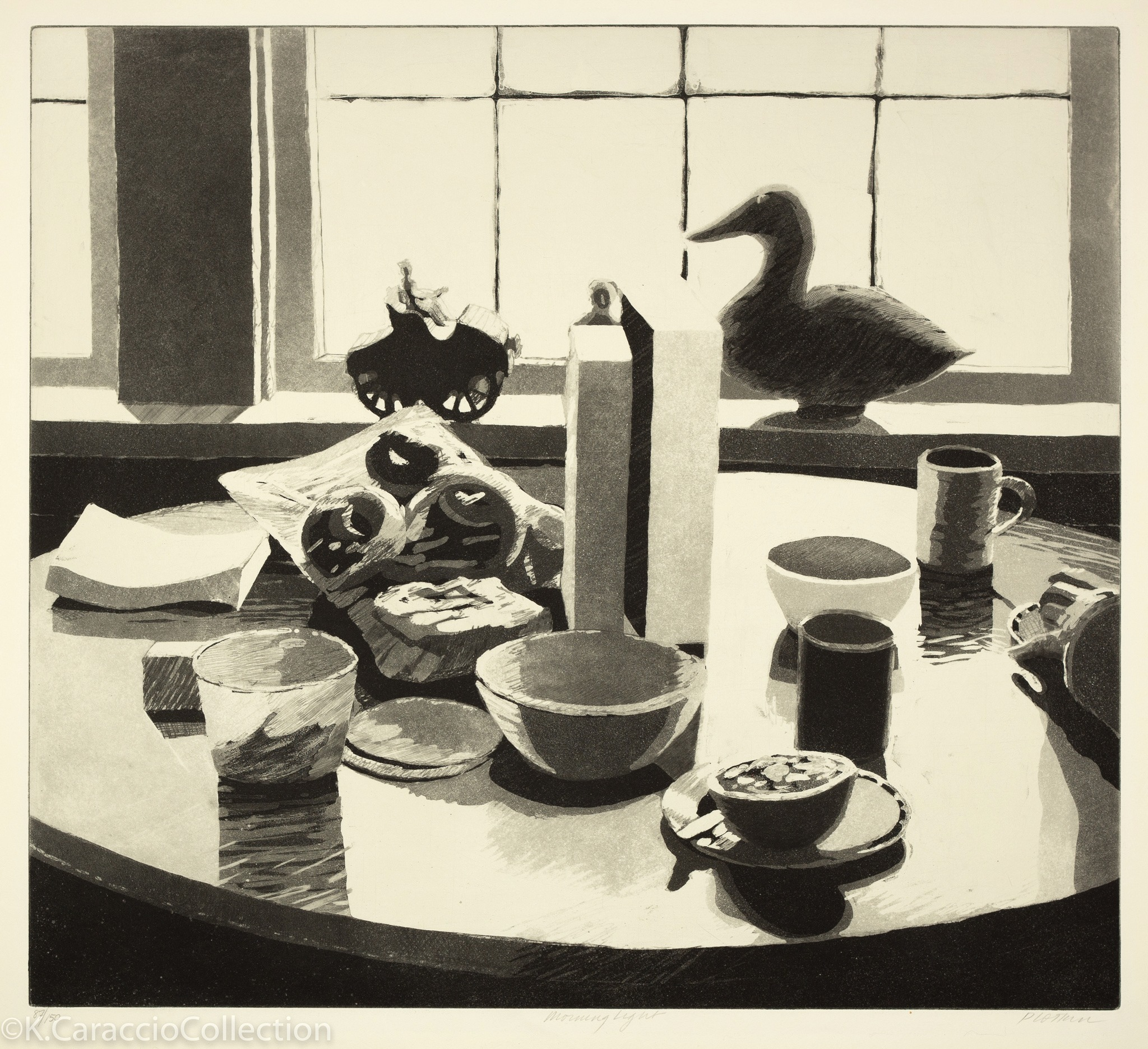 Morning Light, 1975