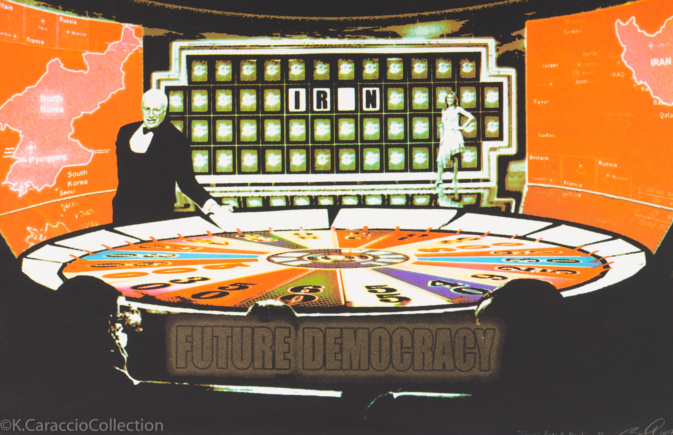 Cheney Buys a Vowel, 2007
