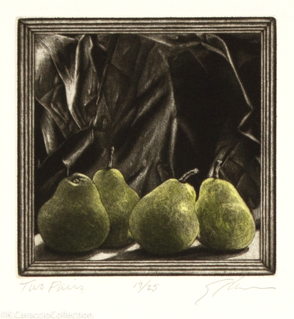 Two Pears, 1981