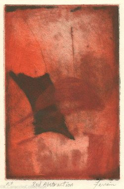 Red Abstraction, 2007