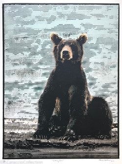 Sitting Bear, 2012