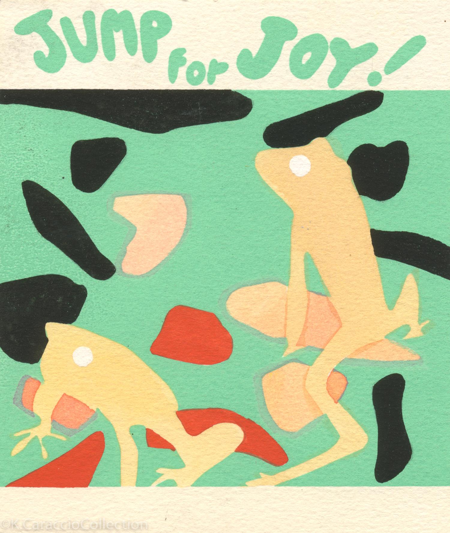 Jump for Joy, 2005