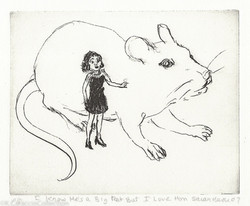 I know he is a big rat but I love him, 2009