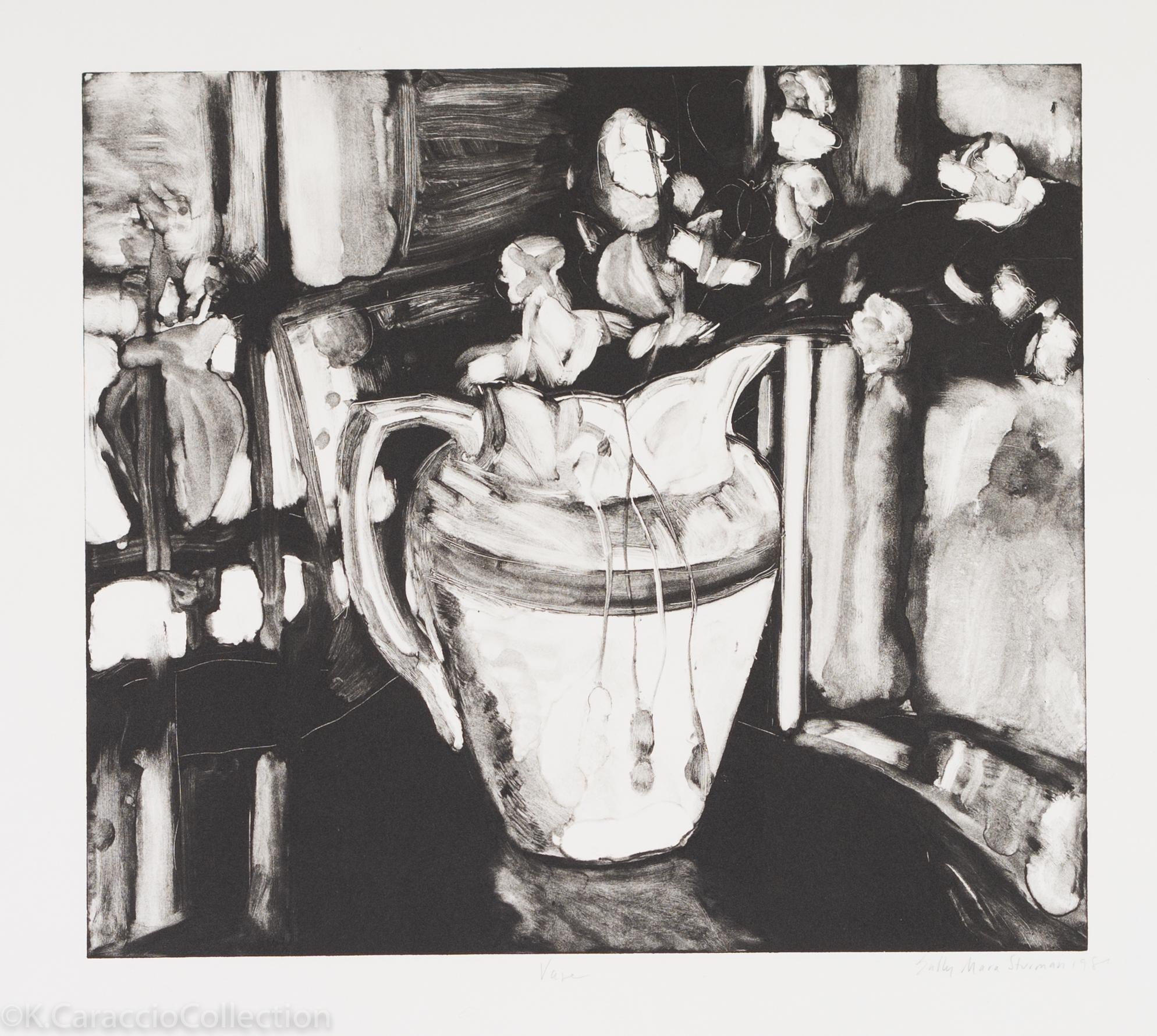 Sturman, Sally Mara_Vase_1981_Monotype-1