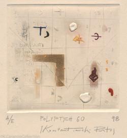 Polyptich 60, 1998