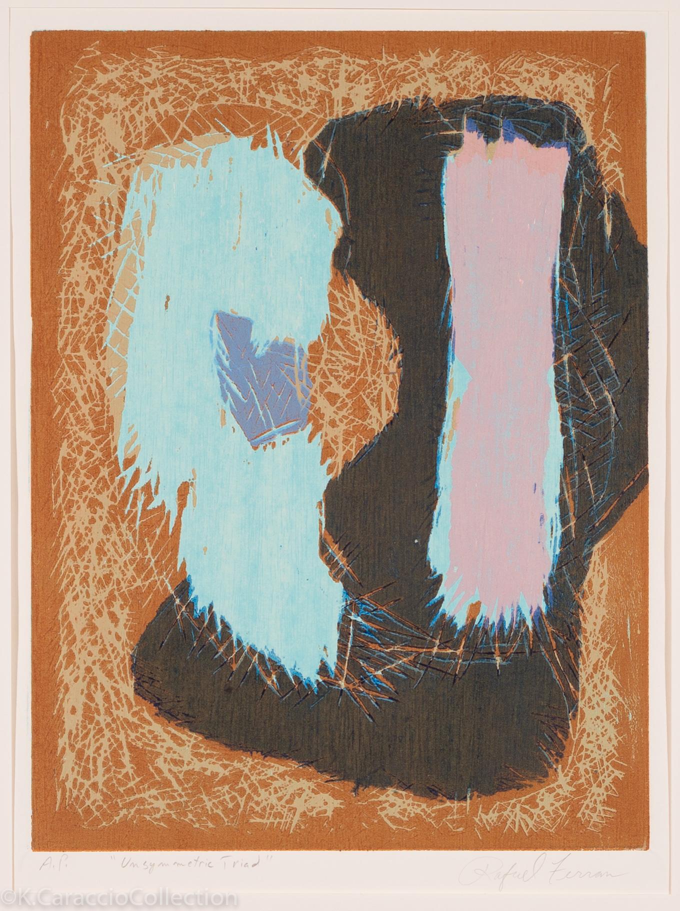 Unsymmetric Triad, 1998