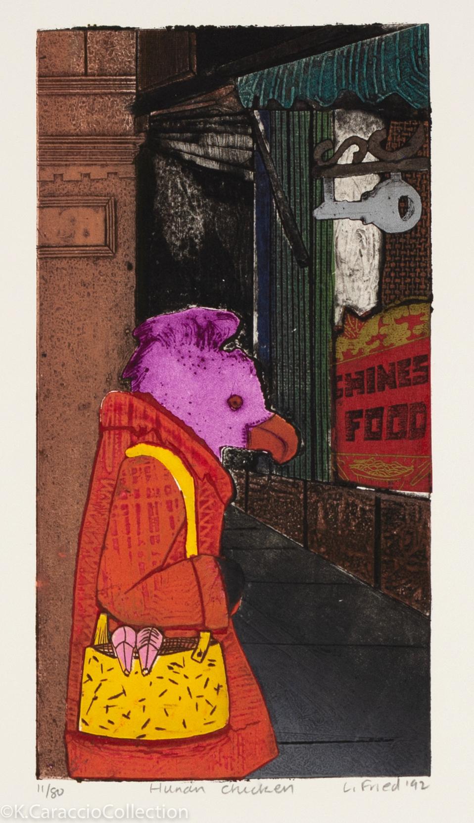 Hunan Chicken, 1992