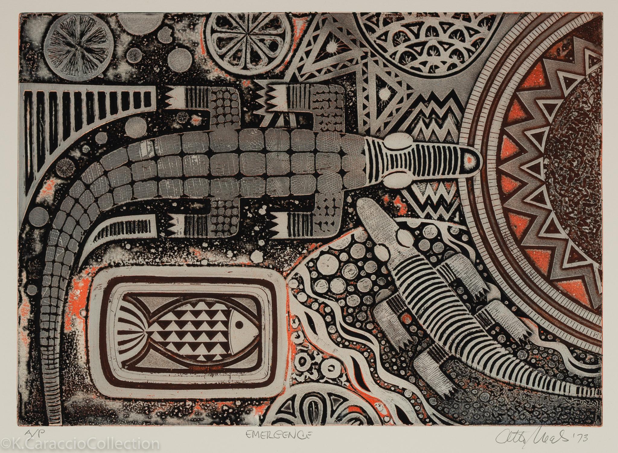 Emergence, 1973