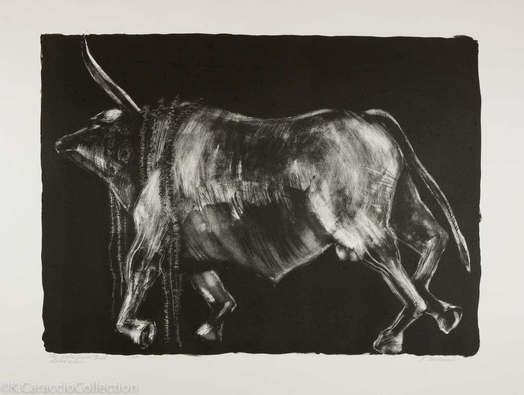 Sacrificial Bull, 2016