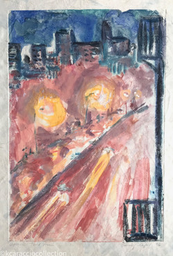 Uptown, Third Ave, 1996