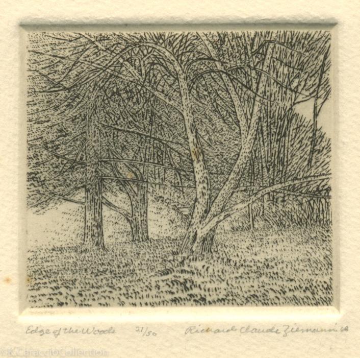 Edge of the Wood, 1966