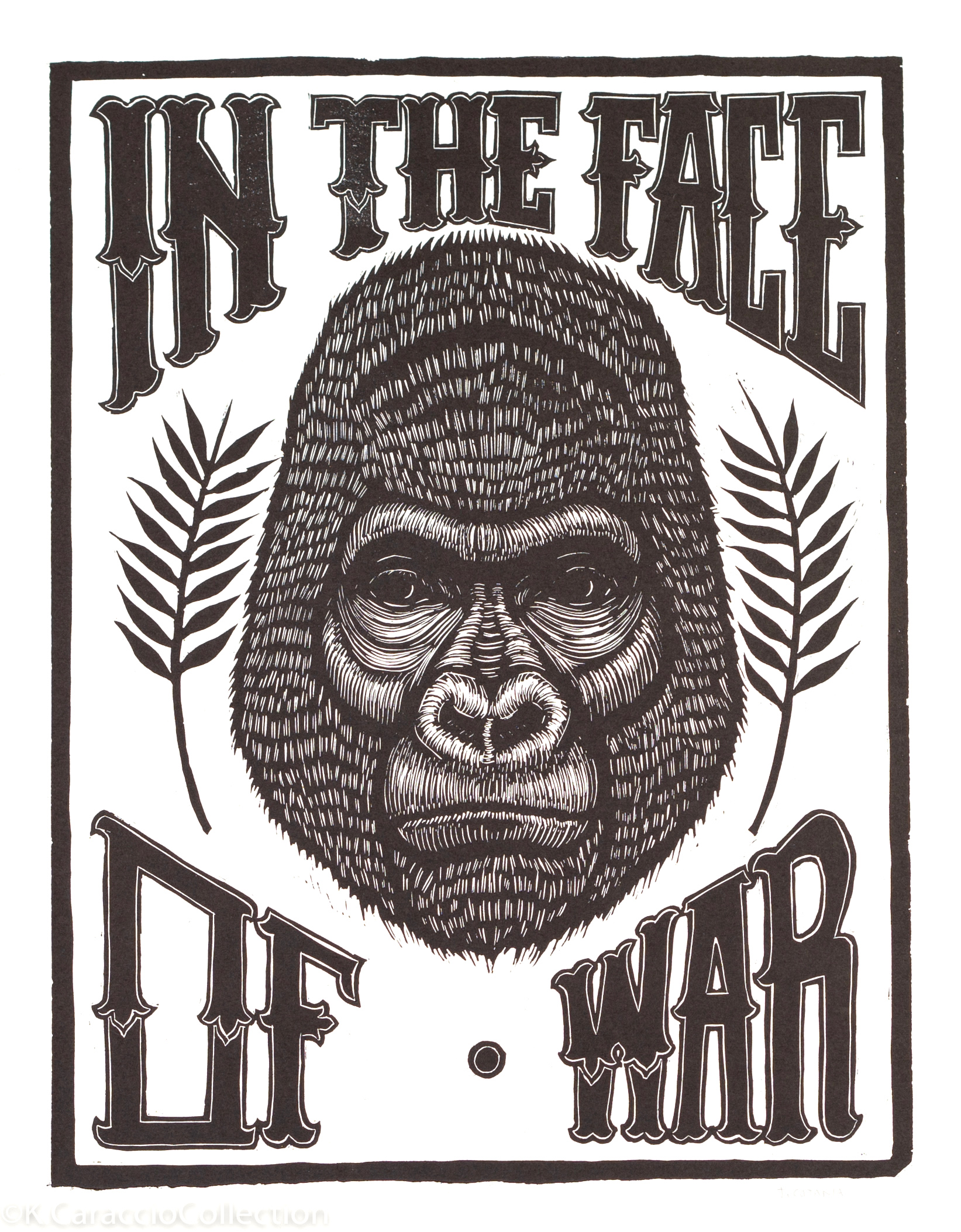 In the Face of War, 2008