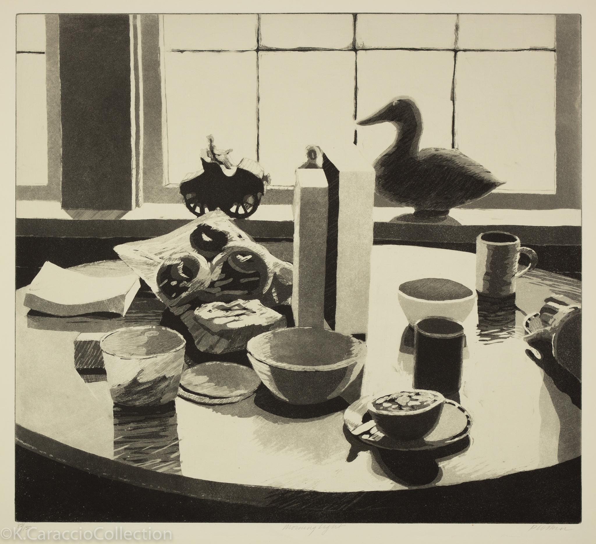 Morning Light, 1975