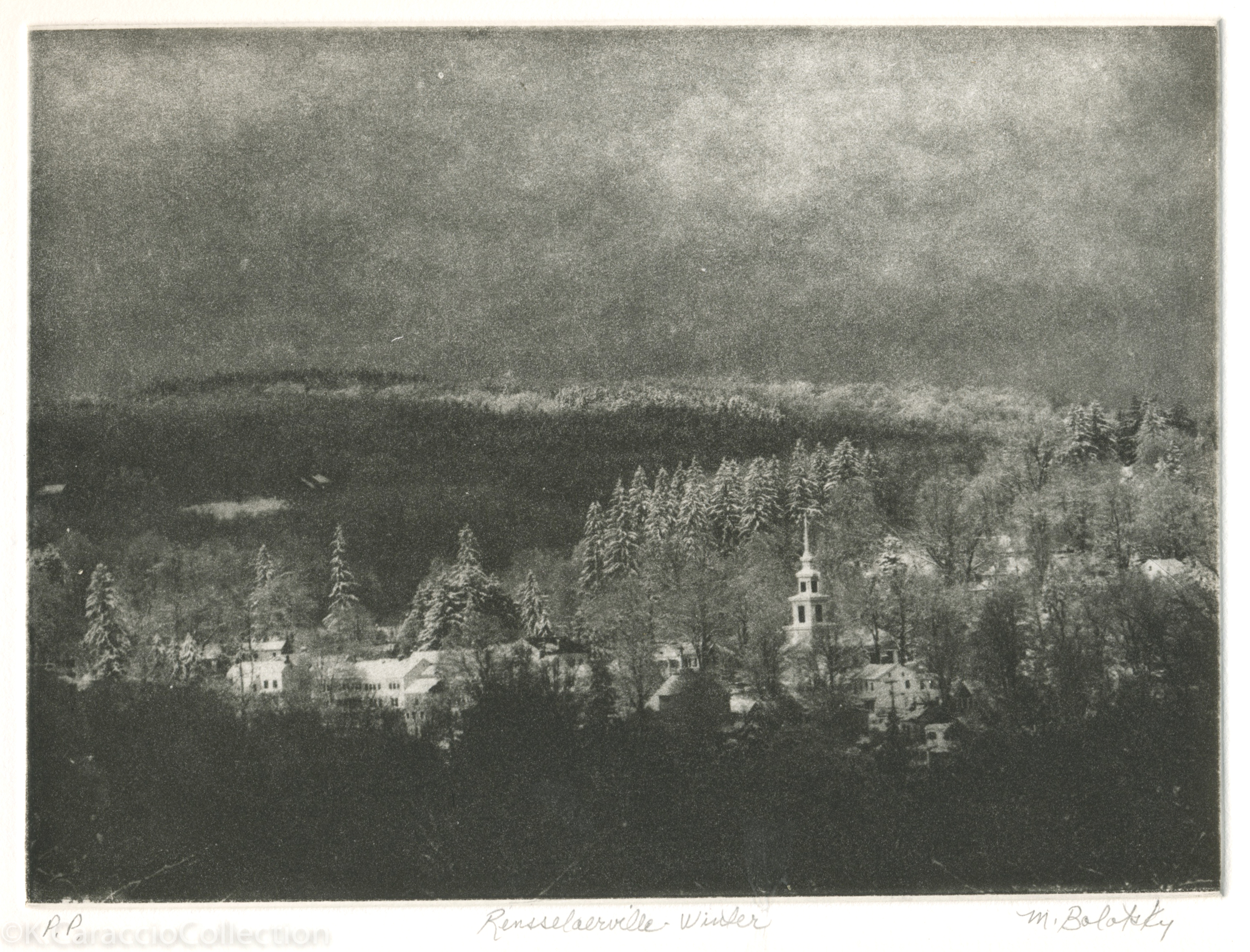 Rensselaerville, 2004