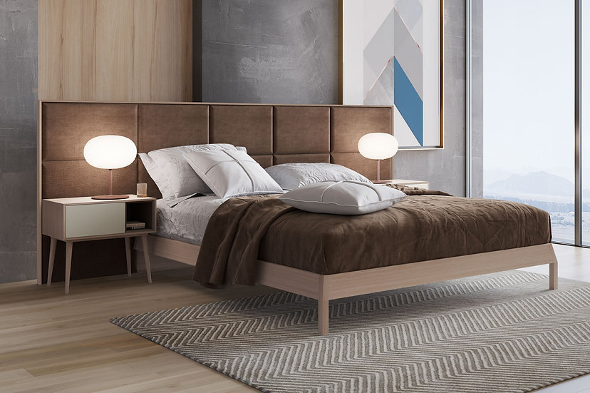 Maya Bed Extended
