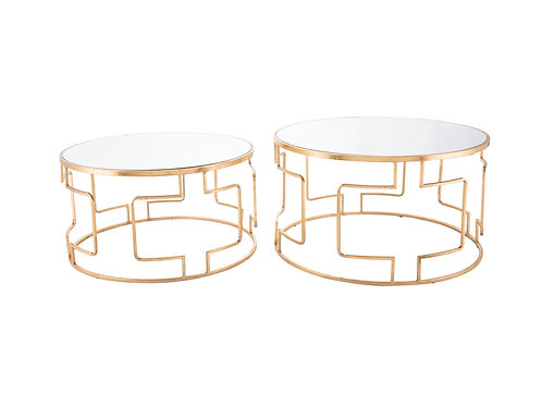 King Cocktail Tables (Set of 2)