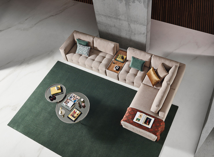Calvin Sectional Sectional