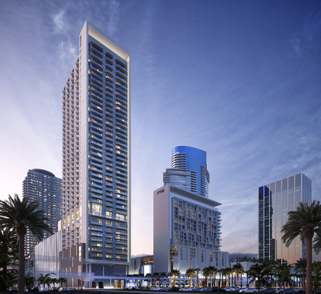 Bezel at Miami Worldcenter