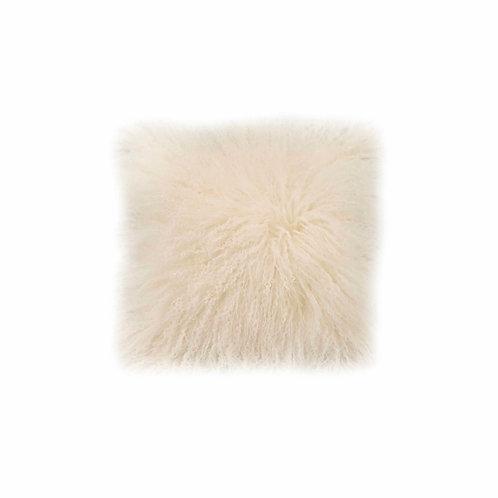 Lamb Fur Throw Pillow (2 Sizes,6 Colors)