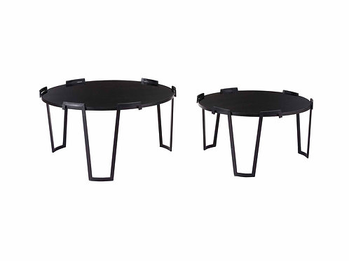 Nesting Cocktail Tables (Set of 2)